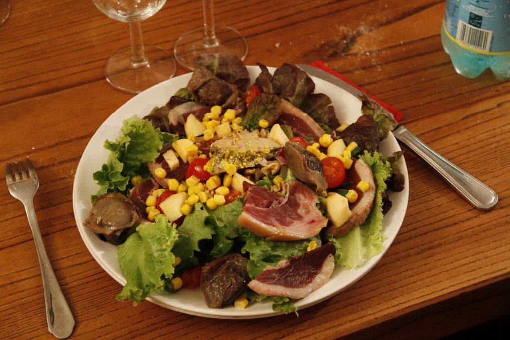 Magrets canard - Table d'hôtes