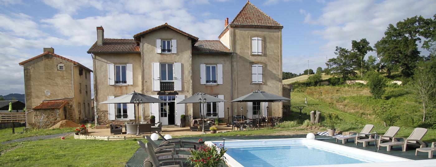 Idéal pour un séjour en Auvergne